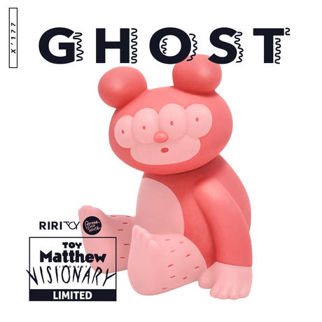"TOY Matthew ""VISIONARY"" LIMITED X'177 -GHOST-"