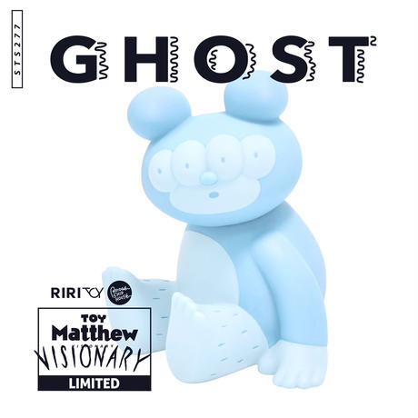 "TOY Matthew ""VISIONARY"" LIMITED STS 277 -GHOST-"