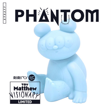 """TOY Matthew """"VISIONARY"""" LIMITED STS 277 -PHANTOM-"""