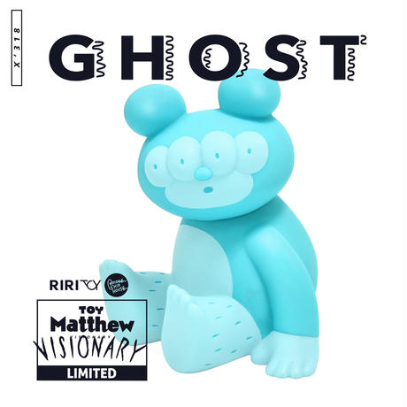 "TOY Matthew ""VISIONARY"" LIMITED X'318 -GHOST-"