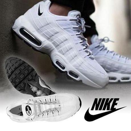 Nike ナイキ AIR MAX 95 エアマックス95 ホワイト メンズ 609048-109