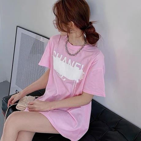 ロゴ消しtシャツ