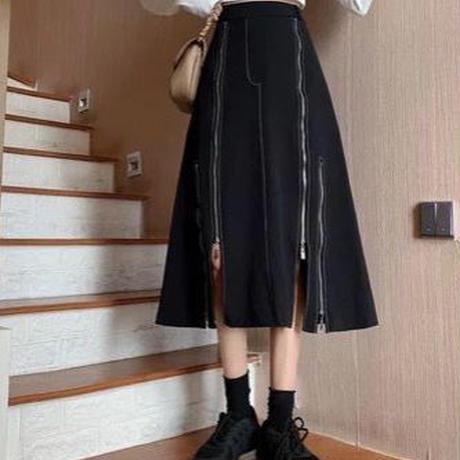 ジッパースカート