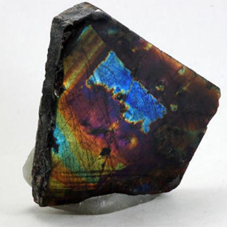 スペクトロライト 原石 054