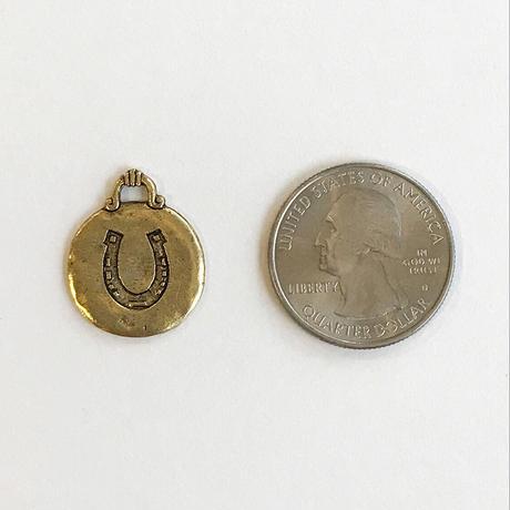 チャーム 馬蹄メダル(BCCH0840)
