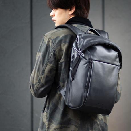 """""""ミニマルサイズな口折れバックパック"""" FORKⅡ(BBOM-916)/BLACK"""