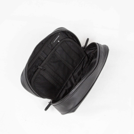 【WEB限定】 FLAME -MOON LEATHER ver.-(色 : CHACOAL)+TPG-multi pouch (BBOM-983) ※特別価格19,750円