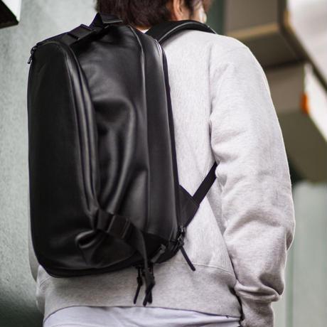 """""""モダンなデザインと機能美"""" Adjust-pack / BLACK"""