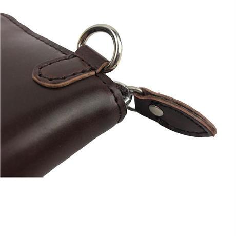 TIDEWAY タイドウェイ 本革 長財布 アルプス コードバン ロングウォレット 財布 メンズ レディース ビジネス 男性 贈り物