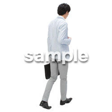 Cutout People ビジネス-日本人 EE_279