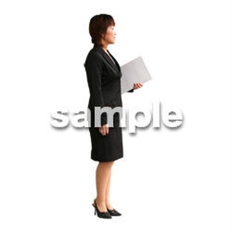人物切抜き素材 オフィス・フォーマル編 G_150