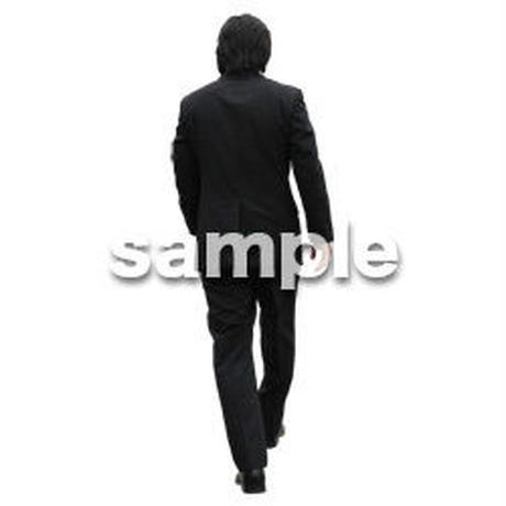 人物切抜き素材 ベーシックファッション編 P_470