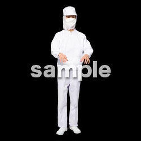 白衣食品スタッフ HA_21