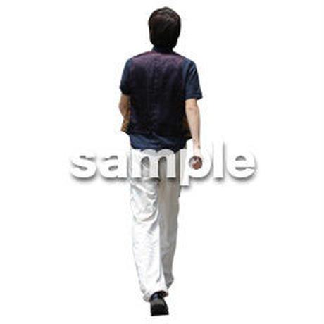人物切抜き素材 アーバン・ショッピング編 M_316