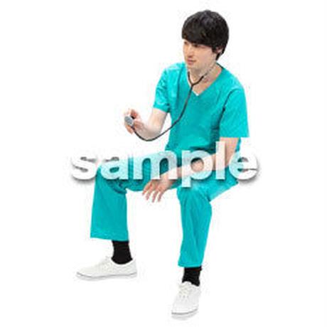 男性医師 IS_12