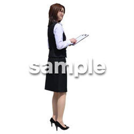 Cutout People ビジネス-日本人 EE_418