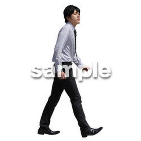 人物切抜き素材 ベーシックファッション編 P_353
