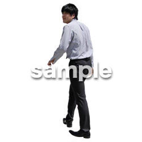 人物切抜き素材 ベーシックファッション編 P_354