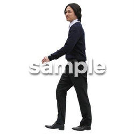 人物切抜き素材 ベーシックファッション編 P_488