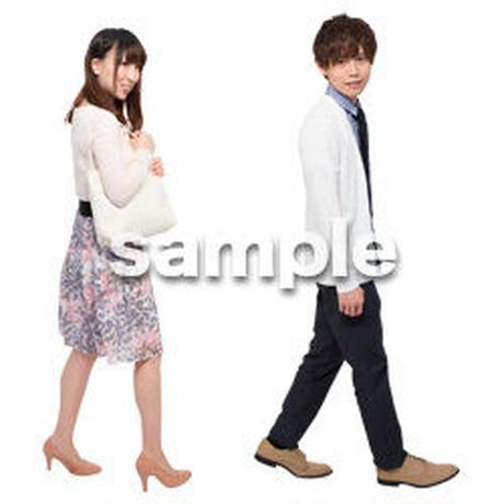 Cutout People ショッピング JJ_063