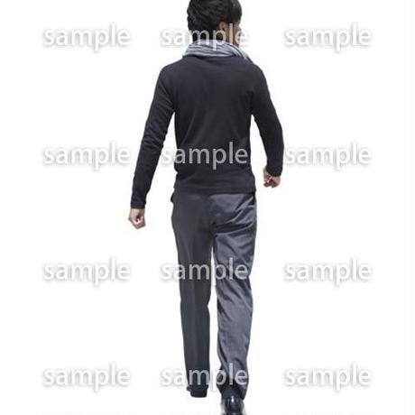 人物切抜き素材 ベーシックファッション編 P_500