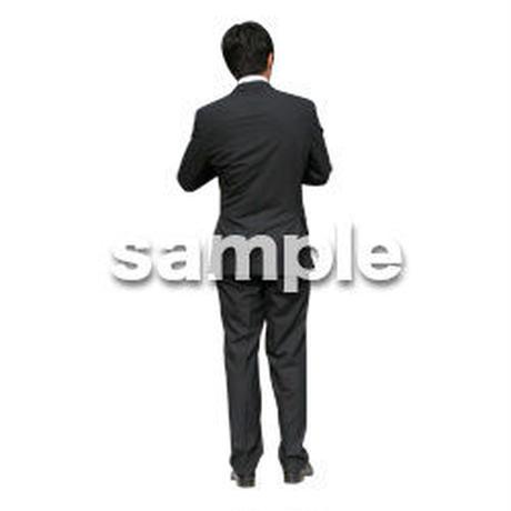 人物切抜き素材 オフィス・フォーマル編 G_100