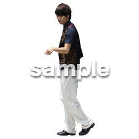 人物切抜き素材 アーバン・ショッピング編 M_318