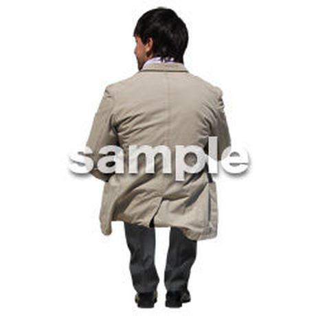 Cutout People 外国人カジュアル BB_410