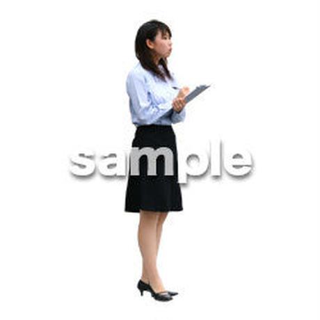 人物切抜き素材 オフィス・フォーマル編 G_142