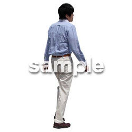 人物切抜き素材 ベーシックファッション編 P_369