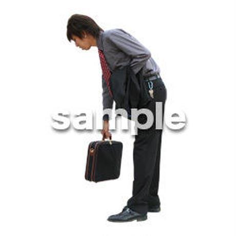 人物切抜き素材 オフィス・フォーマル編 G_112