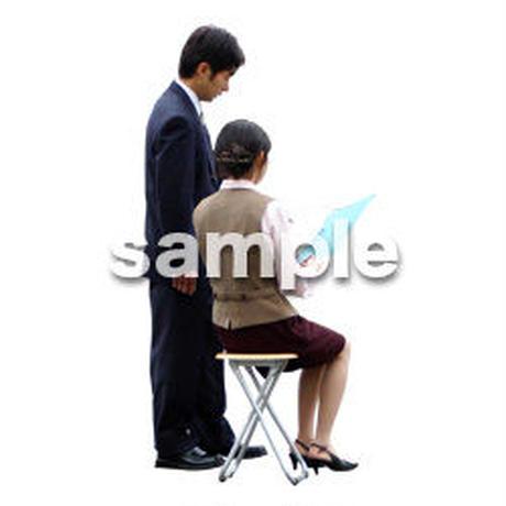 人物切抜き素材 男性女性編 A_058