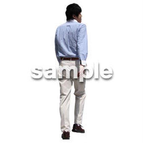 人物切抜き素材 ベーシックファッション編 P_370
