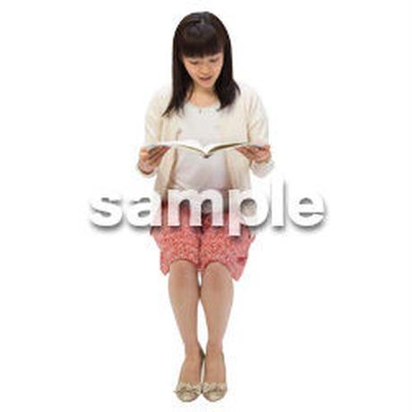 Cutout People ビジネス-日本人 EE_566