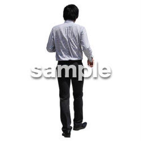 人物切抜き素材 ベーシックファッション編 P_355
