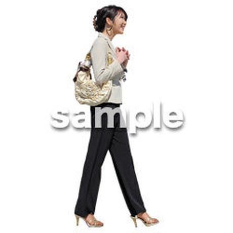 人物切抜き素材 ベーシックファッション編 P_153