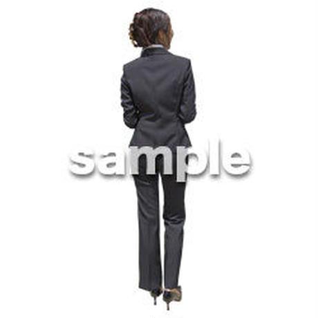 人物切抜き素材 ベーシックファッション編 P_275
