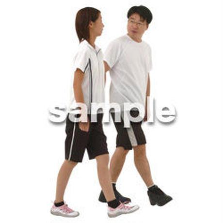 人物切抜き素材 リビング・散歩編 I_090