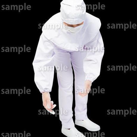 白衣食品スタッフ HA_14
