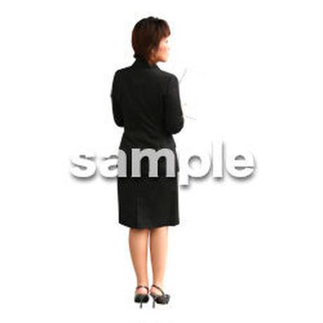 人物切抜き素材 オフィス・フォーマル編 G_151