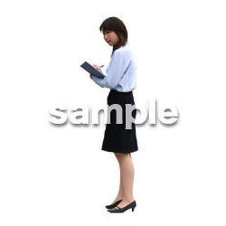 人物切抜き素材 オフィス・フォーマル編 G_146