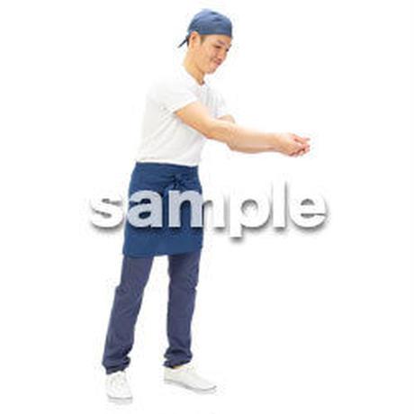 飲食店 男性 RA_09