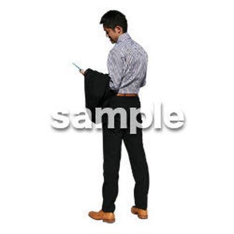 人物切抜き素材 オフィス・フォーマル編 G_105