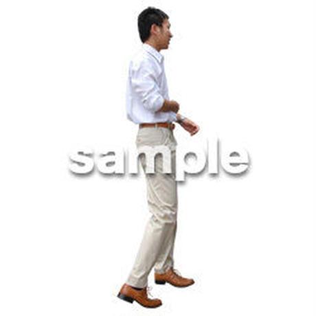 人物切抜き素材 アーバン・ショッピング編 M_326