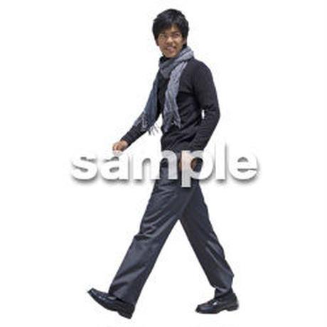 人物切抜き素材 ベーシックファッション編 P_498