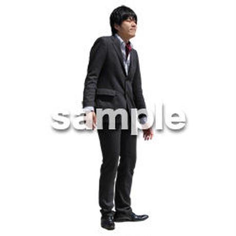 人物切抜き素材 ベーシックファッション編 P_482