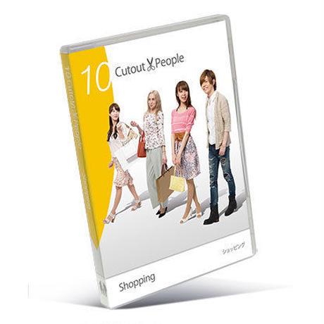 10Cutout People ショッピング   [DVD]