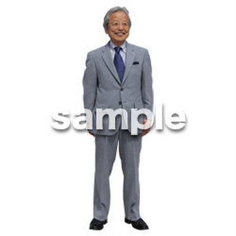 Cutout People ビジネス-日本人 EE_251