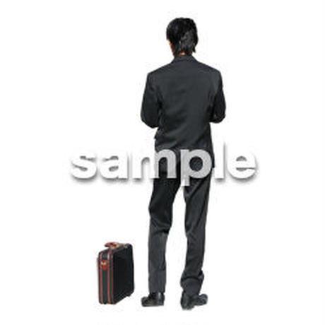 人物切抜き素材 オフィス・フォーマル編 G_090