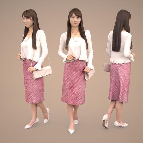 3D人物素材-ポーズド  10個セット 005_Posed-set